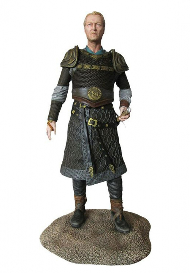 Estátua GAME OF THRONES Jorah Mormont - Dark Horse Deluxe (20cm)