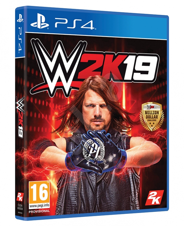 WWE 2K19 (Oferta DLC) PS4