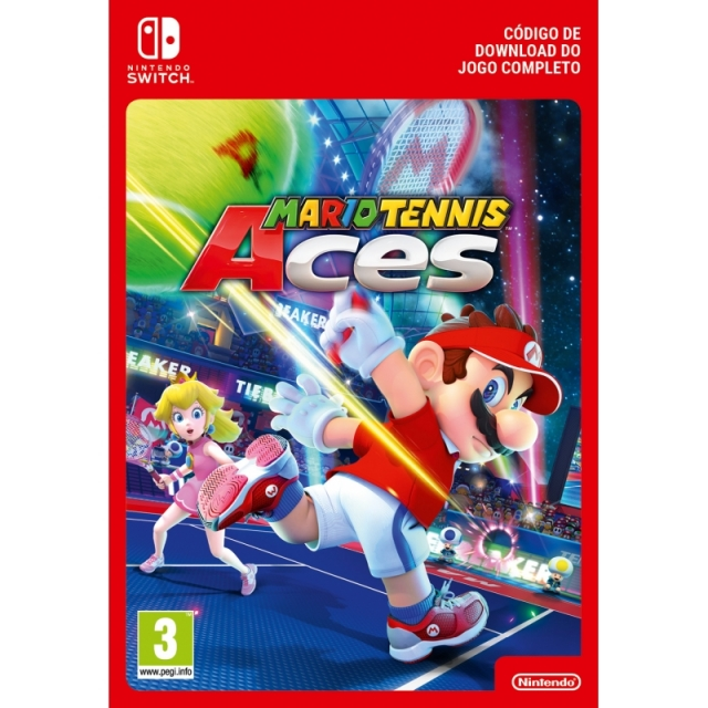 MARIO TENNIS ACES (Nintendo Digital) Switch