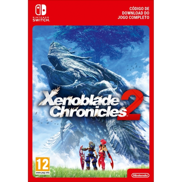 XENOBLADE CHRONICLES 2 (Nintendo Digital) Switch