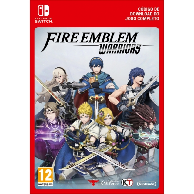 FIRE EMBLEM WARRIORS (Nintendo Digital) Switch