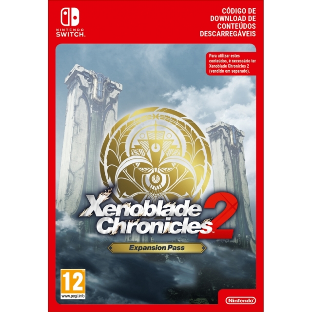 XENOBLADE CHRONICLES 2 Expansion Pass (Nintendo Digital) Switch