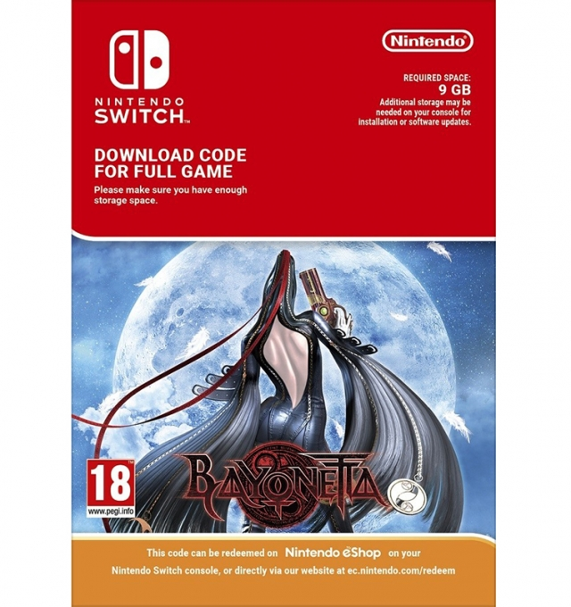 BAYONETTA (Nintendo Digital) Switch