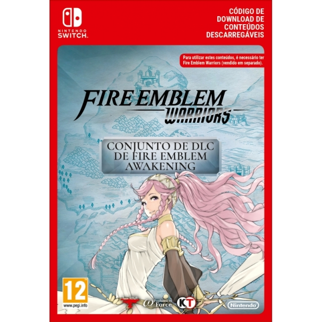 FIRE EMBLEM WARRIORS Awakening Pack (Nintendo Digital) Switch