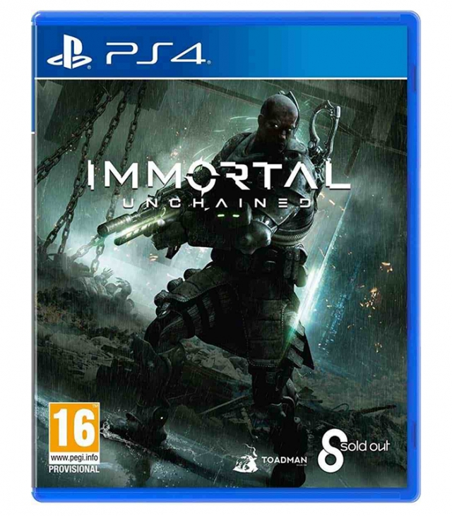 IMMORTAL UNCHAINED (Oferta DLC Reserva) PS4