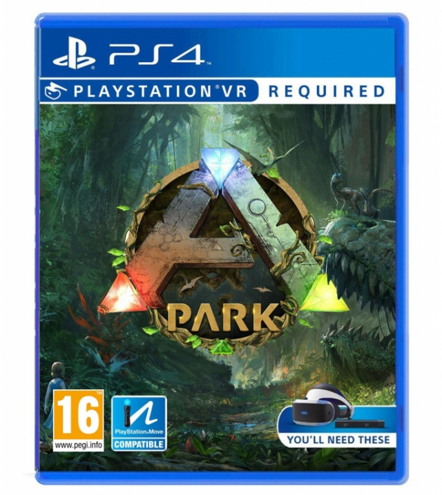 ARK PARK VR PS4