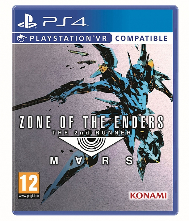 ZONE OF THE ENDERS: The 2nd Runner - MARS PS4