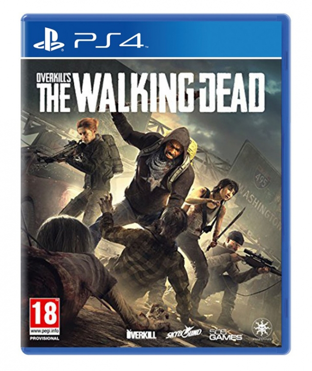 OVERKILL'S THE WALKING DEAD (Oferta DLC) PS4