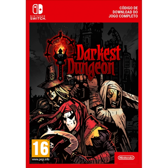 DARKEST DUNGEON (Nintendo Digital) Switch