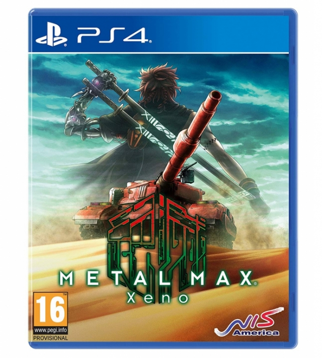 METAL MAX XENO PS4