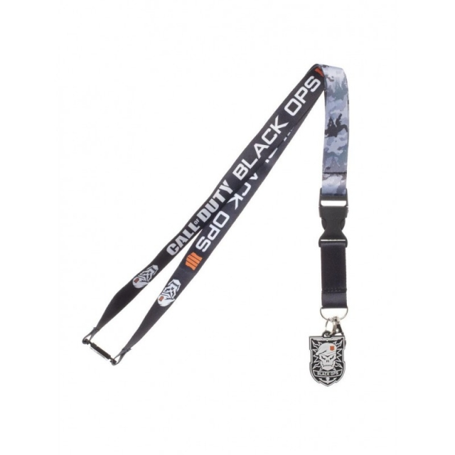 FITA LANYARD CALL OF DUTY BLACK OPS IIII