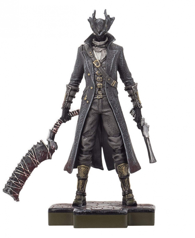 TOTAKU Bloodborne #05 THE HUNTER