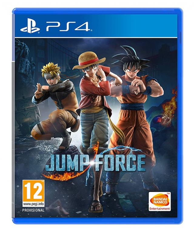 JUMP FORCE (Oferta Reserva) PS4