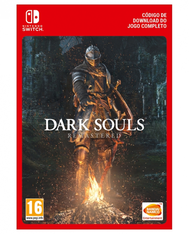 DARK SOULS Remastered (Nintendo Digital) Switch