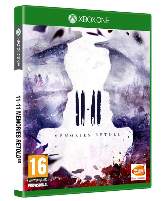 11-11 MEMORIES RETOLD (inclui banda sonora original) XBOX ONE