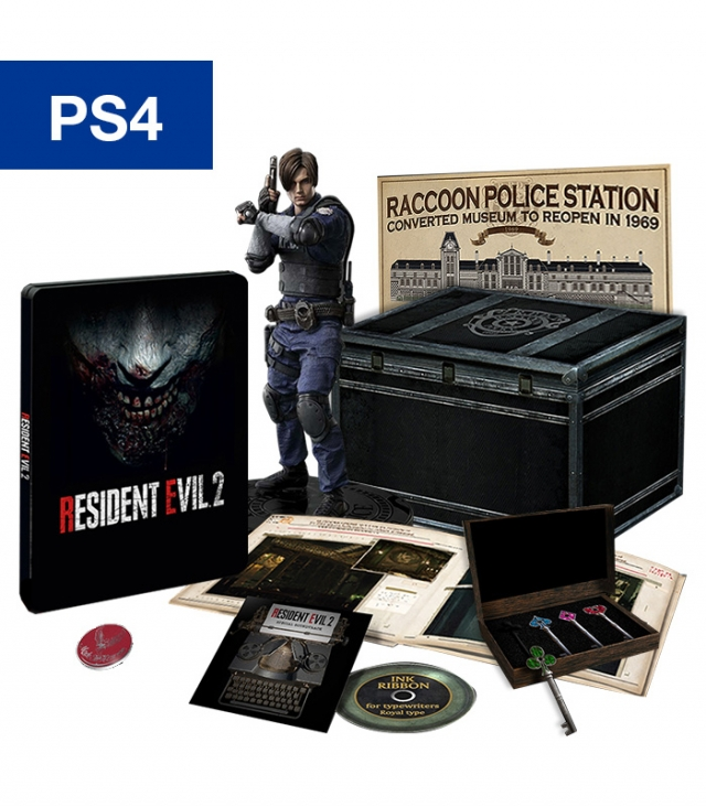 RESIDENT EVIL 2 Collector's Edition PS4