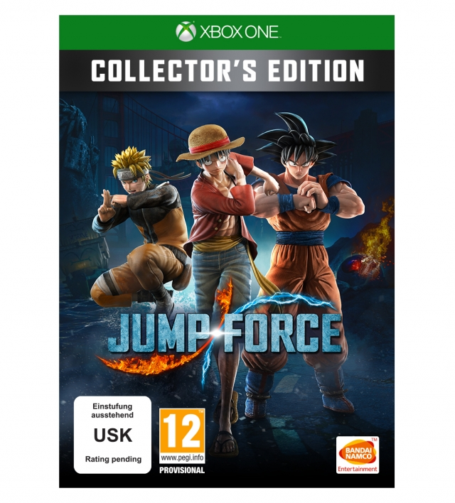 JUMP FORCE Collector's Edition XBOX ONE
