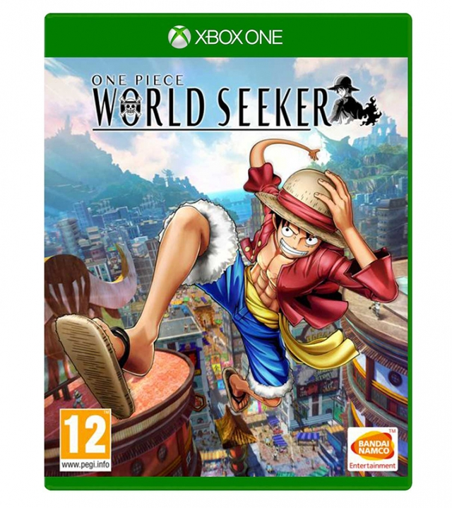 ONE PIECE WORLD SEEKER XBOX ONE