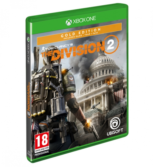 THE DIVISION 2 Gold Edition (Oferta DLC) XBOX ONE