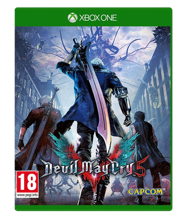 DEVIL MAY CRY 5 (Oferta DLC) XBOX ONE