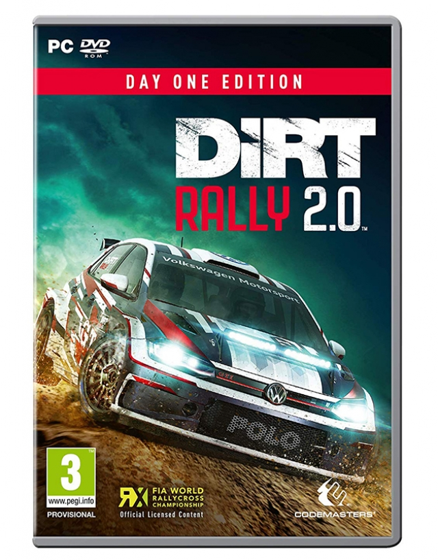 DIRT RALLY 2.0 Day One Edition [Download Digital] PC
