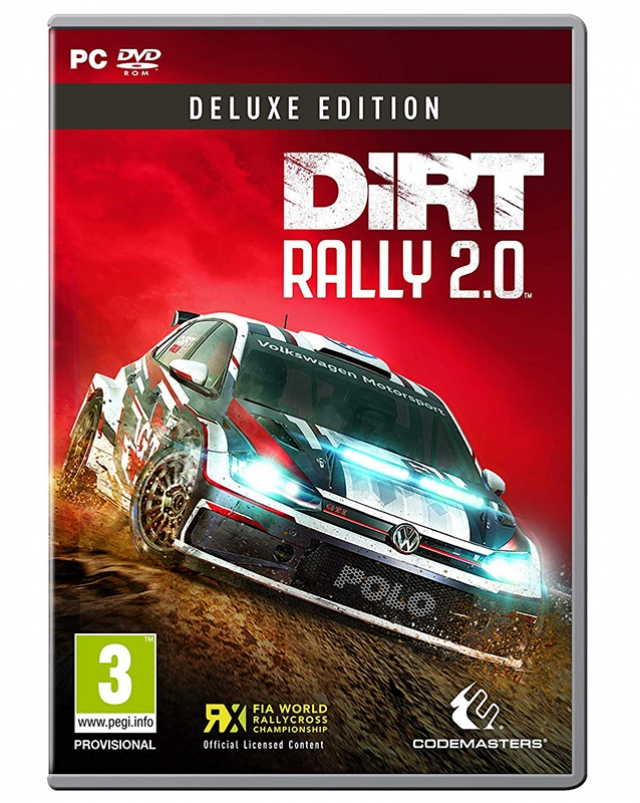 DIRT RALLY 2.0 Deluxe Edition [Download Digital] PC