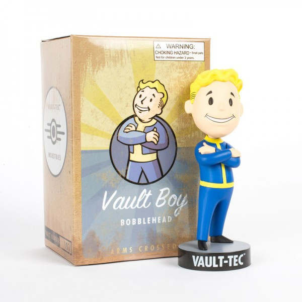 FALLOUT Vault Boy Arms Crossed Series 3