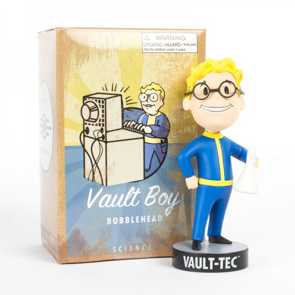 FALLOUT Vault Boy Sciense Series 3