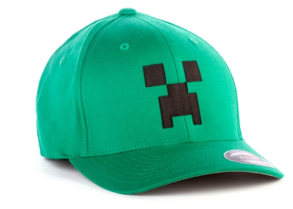 Boné MINECRAFT Green Creeper
