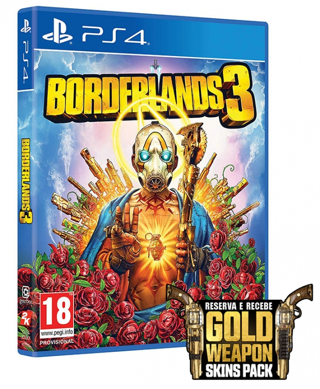 BORDERLANDS 3 (Oferta DLC) PS4