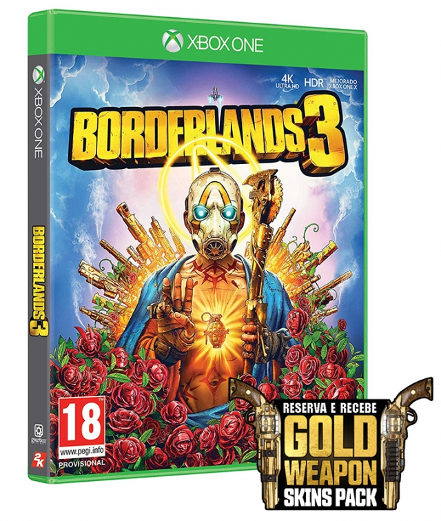 BORDERLANDS 3 (Oferta DLC) XBOX ONE