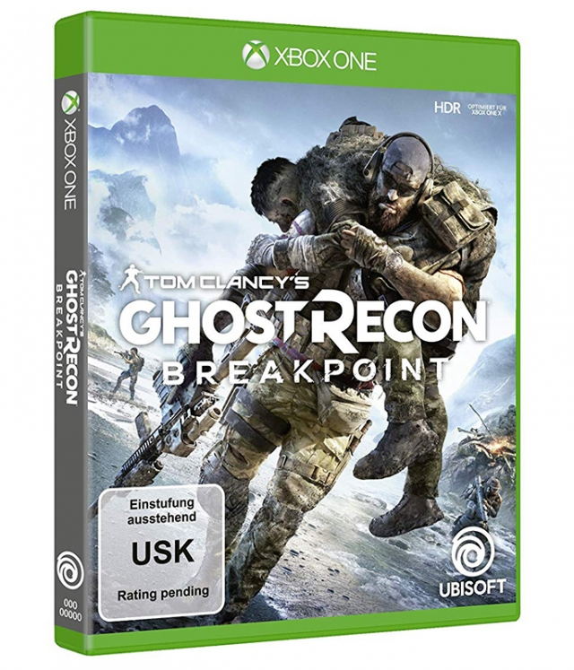 GHOST RECON BREAKPOINT (Com Oferta Reserva) XBOX ONE