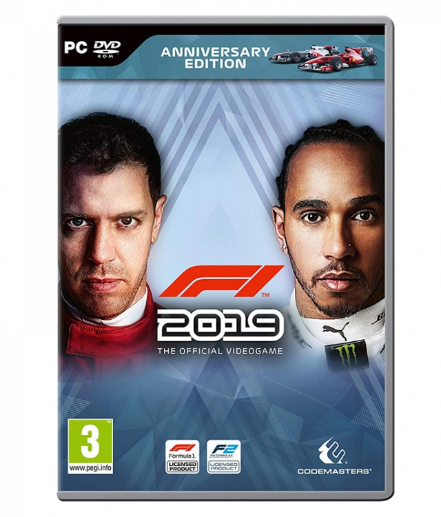 F1 2019 Anniversary Edition (Download Digital) PC