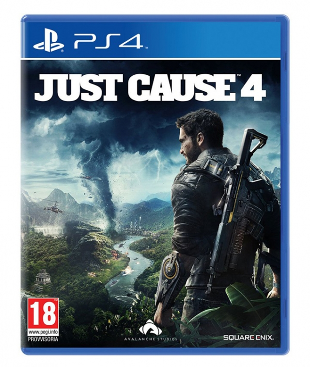 JUST CAUSE 4 (EM PORTUGUÊS) PS4