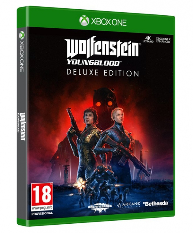 WOLFENSTEIN THE YOUNGBLOOD Deluxe Edition XBOX ONE