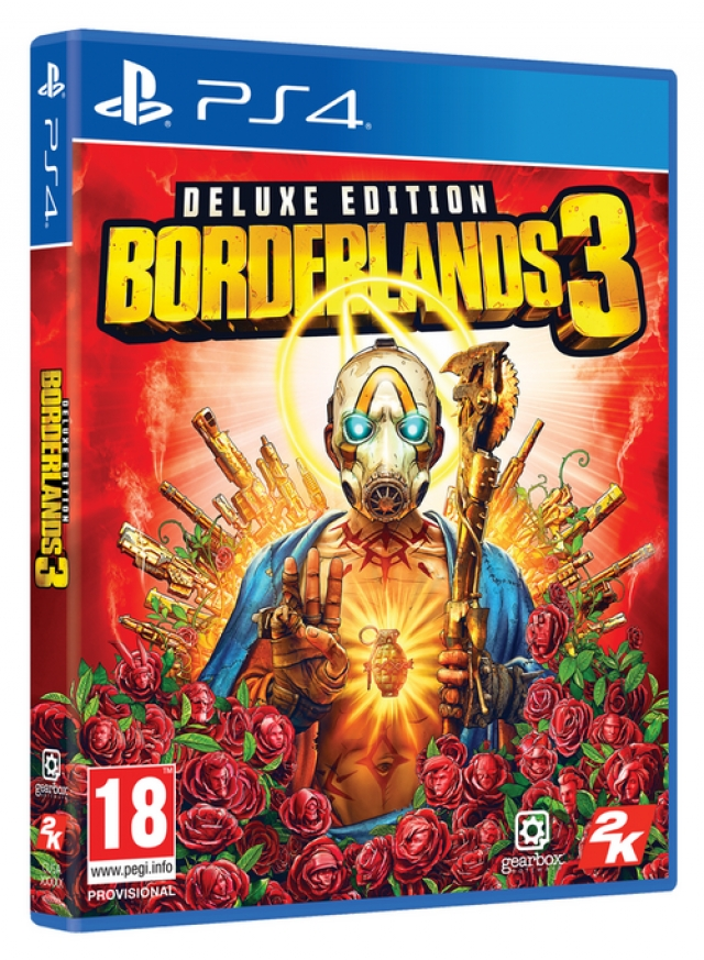 BORDERLANDS 3 Deluxe Edition (EM PORTUGUÊS) PS4/PS5