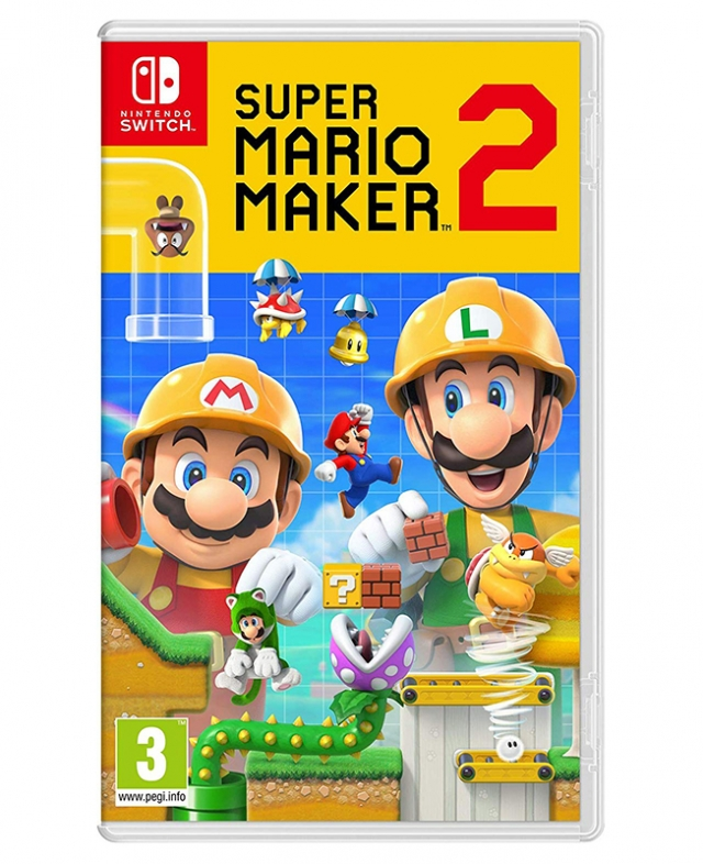 SUPER MARIO MAKER 2 Switch