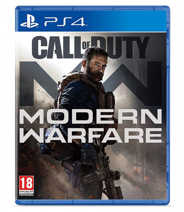 CALL OF DUTY MODERN WARFARE (Oferta Acesso Beta)* PS4