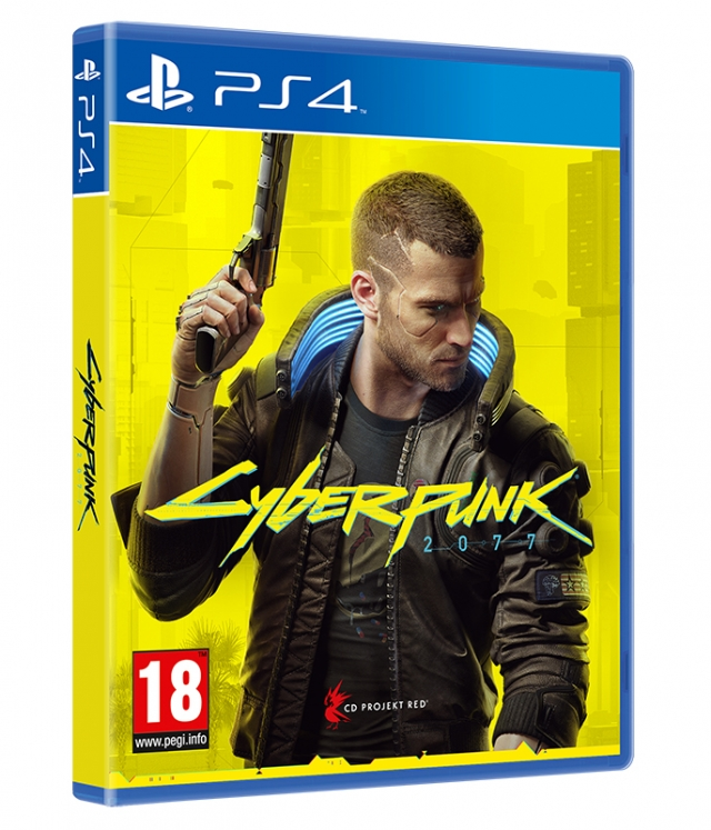 CYBERPUNK 2077 Day One Edition (Oferta Porta-Chaves) PS4