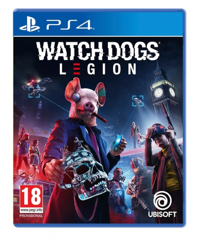 WATCH DOGS LEGION (Oferta DLC) PS4