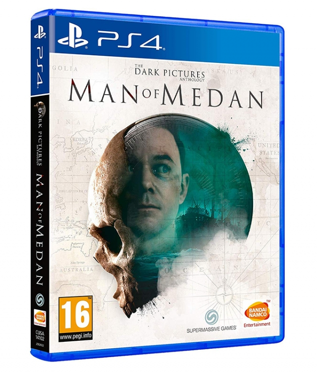 THE DARK PICTURES: MAN OF MEDAN (Oferta DLC Reserva) PS4
