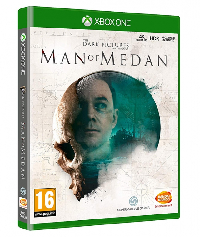 THE DARK PICTURES: MAN OF MEDAN (Oferta DLC Reserva) XBOX ONE