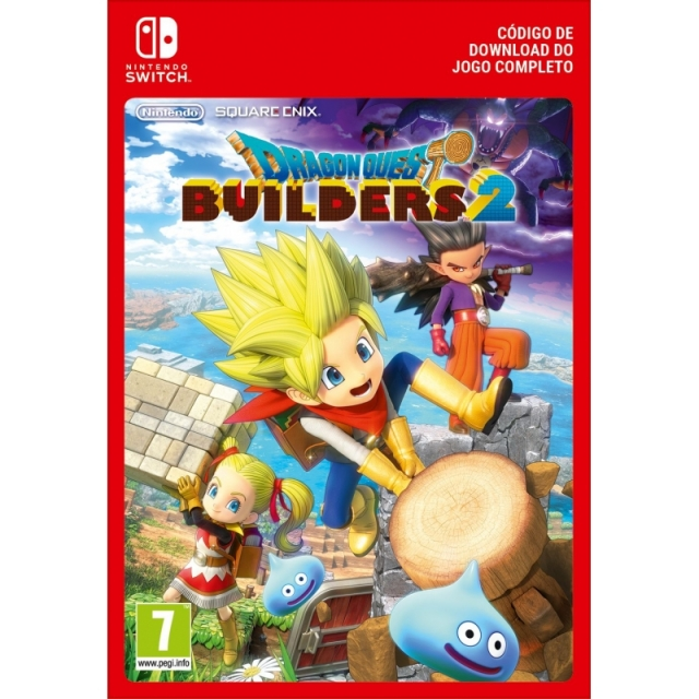 DRAGON QUEST BUILDERS 2 (Nintendo Digital) Switch