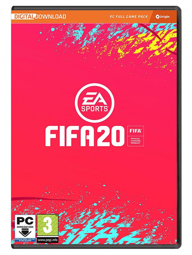 FIFA 20 (EM PORTUGUÊS) [Download Digital] PC