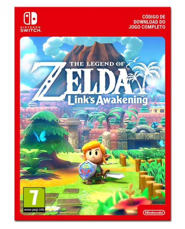 THE LEGEND OF ZELDA Links Awakening (Nintendo Digital) Switch