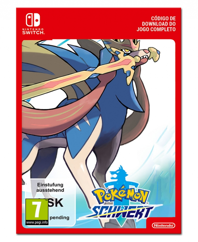 POKÉMON SWORD (Nintendo Digital) Switch