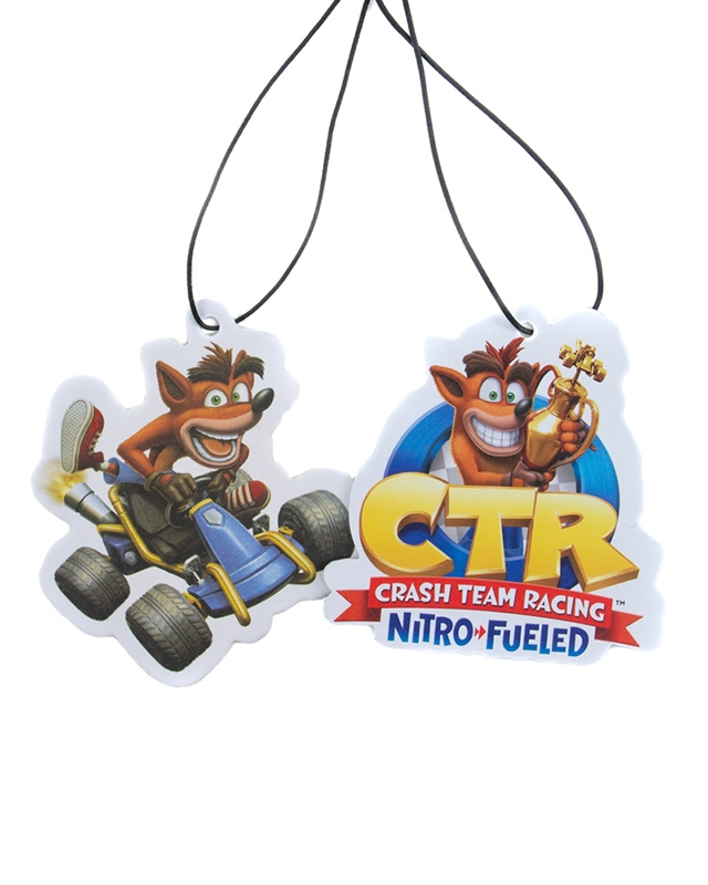 AMBIENTADOR CRASH TEAM RACING (Pack 2)