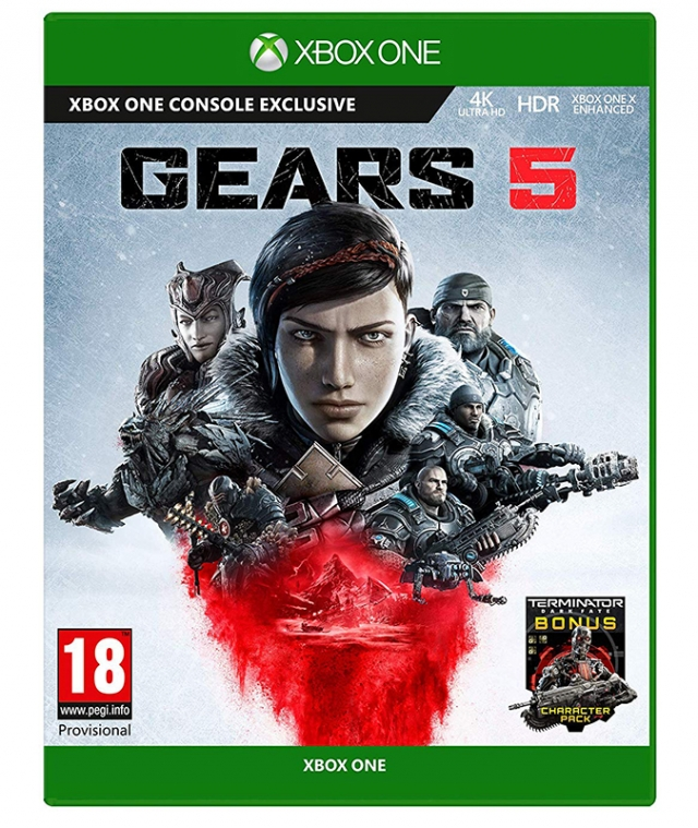 GEARS OF WAR 5 (Oferta DLC) XBOX ONE