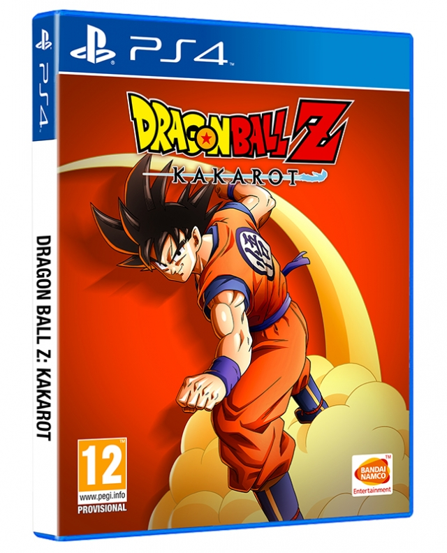 DRAGON BALL Z KAKAROT (Oferta DLC Reserva) PS4