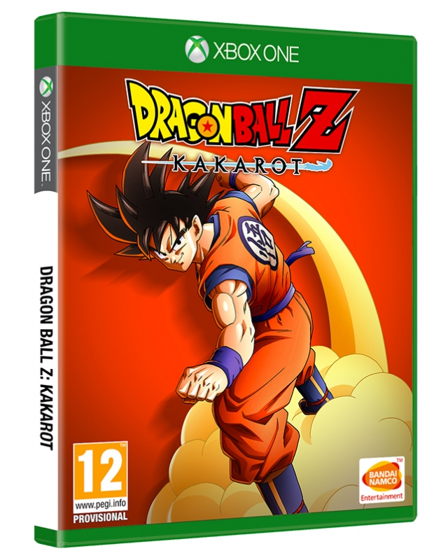 DRAGON BALL Z KAKAROT (EM PORTUGUÊS) XBOX ONE